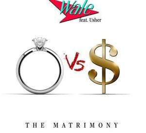 wale-usher-matrimony
