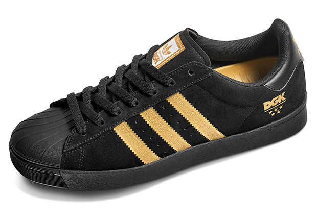 Dgk x adidas teams up to make a classic shoe the rap scene