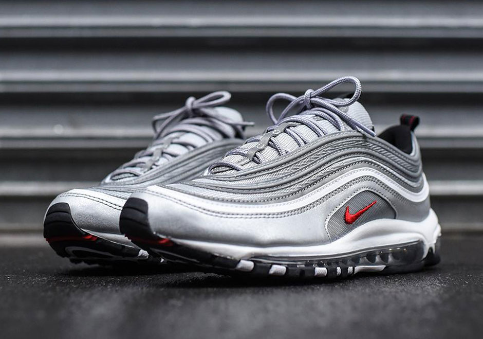 the best attitude 12903 5d1a9 ... cheap nike air max 97 og silver bullet releasing only in europe the rap  scene a0e91