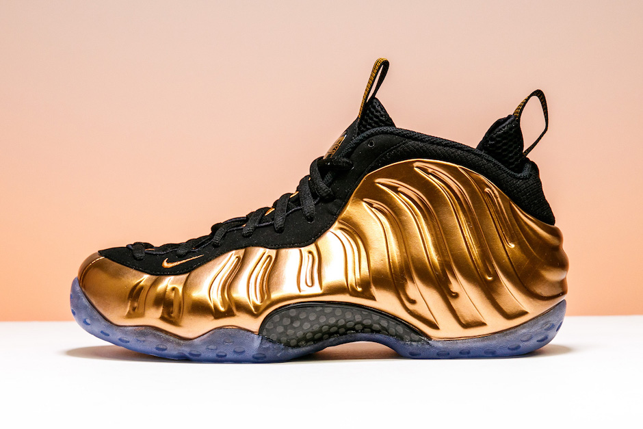"5f8586aeb5cc8 Nike Air Foamposite One ""Copper"" Release This Month"