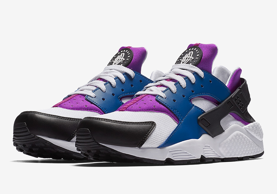 "buy popular 51862 7769b Nike Air ""Huarache"" With Original 90's Colors   The Rap Scene"